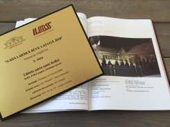 Skatē Gada labākā būve Latvijā  2018 Kolkas lībiešu saieta nams ieguva 3.vietu nominācijā Pārbūve. 28.03.2019